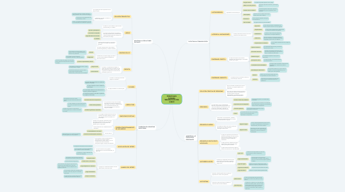 Mind Map: PRINCIPALES PODERES TERAPÉUTICOS DEL JUEGO