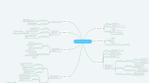 Mind Map: Disfunções Hemodinâmicas