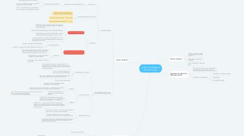 Mind Map: Le plan de sondage et échantillonnage