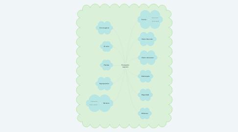 Mind Map: Percepción espacial