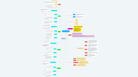 Mind Map: Human Development