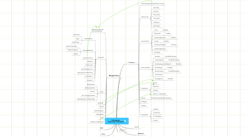 Mind Map: Homepage  Gemeinde Traunstein