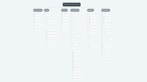 Mind Map: REMODELACIÓN COCINA