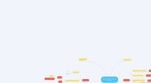 Mind Map: Карта коммуникаций Виннер