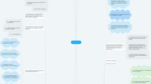Mind Map: NOM-035-STPS