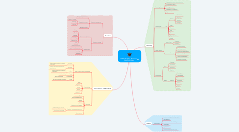 Mind Map: B207 Shaping Business Opportunities