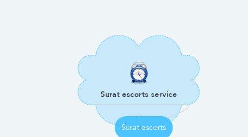 Mind Map: Surat escorts