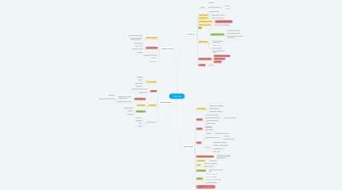 Mind Map: ЧИО ЧИО
