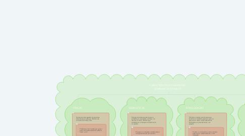 Mind Map: CARACTERISTICAS BARRERAS COMUNICACIONALES