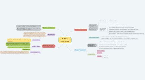 Mind Map: PERSPECTIVA ETIMOLÓGICA DE LA PALABRA ETNOMATEMÁTICA