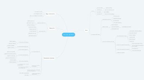 Mind Map: Учет и отчетность