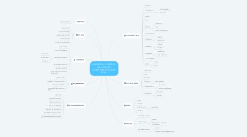 Mind Map: NARZĘDZIA, Z KTÓRYCH NAJCZĘŚCIEJ KORZYSTAŁEM W 2020 ROKU