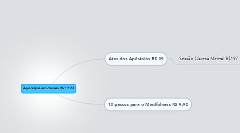 Mind Map: Diretor Geral