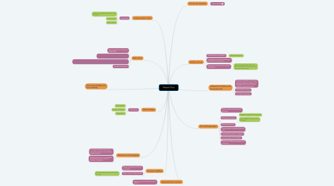 Mind Map: Patient Flow