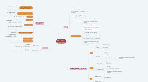 Mind Map: hfd 1: Inleiding systeemdenken