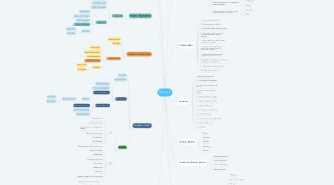 Mind Map: SAFe 5.0