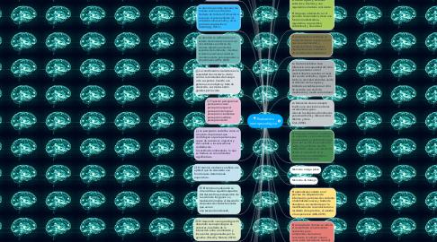 Mind Map: Evaluación neuropsicológica