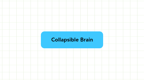 Mind Map: Collapsible Brain