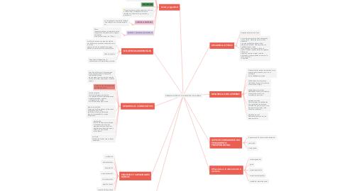 Mind Map: DESARROLLO FÍSICO Y COGNOSCITIVO EN LA NIÑES