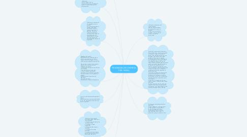 Mind Map: PROGRAMA DE CONTROL PRE- NATAL