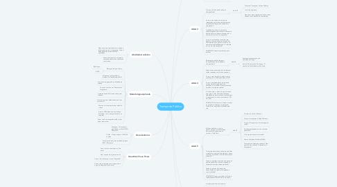 Mind Map: Transporte Público
