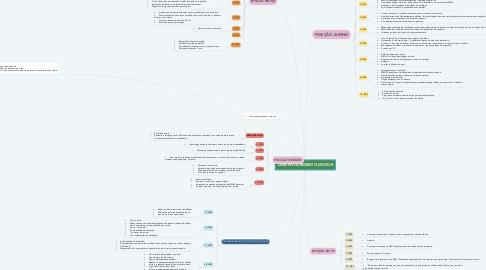 Mind Map: DESENVOLVIMENTO MOTOR