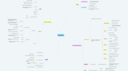 Mind Map: Sweeteners