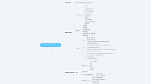 Mind Map: 国际内部审计专业实务框架(框架)