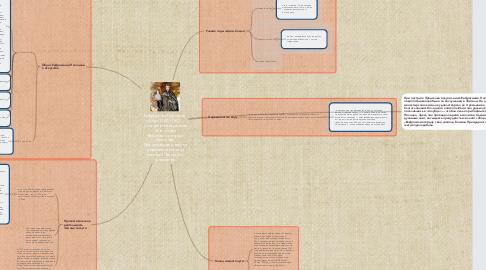 Mind Map: Ефросиния Полоцкая  (около 1100 - 1167)  - дочь витебского князя Святослава Всеславича, внучка Всеслава Брячиславича, инокиня и просветительница периода Полоцкого княжества