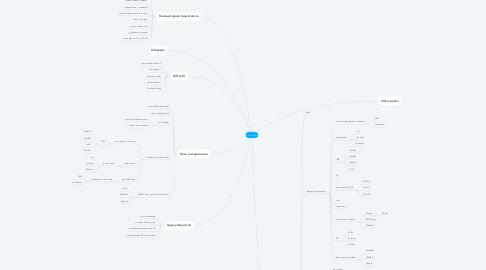 Mind Map: Junior QA