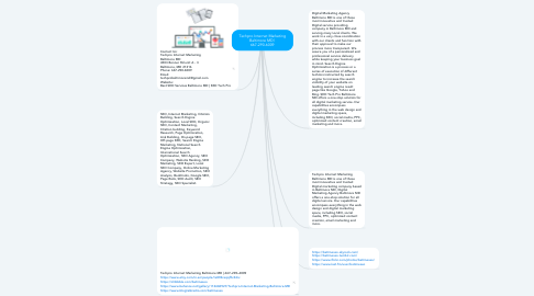 Mind Map: Techpro Internet Marketing Baltimore MD | 667-290-6009