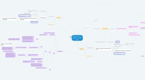 Mind Map: Cours 3 : Le soi Quand le soi ne va pas