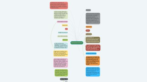 Mind Map: Profissional do futuro