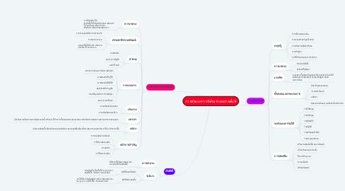 Mind Map: การพัฒนาการมีส่วนร่วมอย่างสันติ