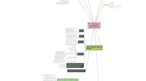 Mind Map: Nic 1. Elaboración y presentación de Estados Financieros