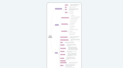 Mind Map: Teoría y principios financieros