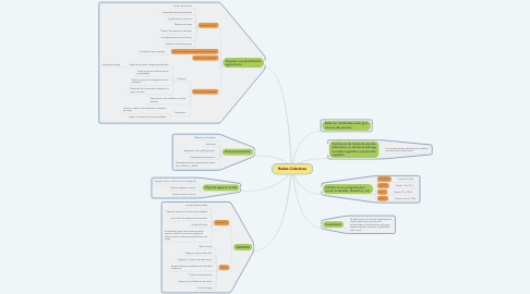 Mind Map: Redes Colectivas