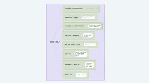 Mind Map: COMPETENCIAS     (Martha Alles)