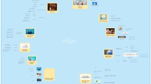 Mind Map: Etapa 1 Introducción a la lógica, función del pensamiento y el lenguaje