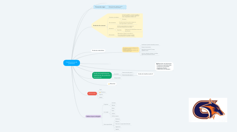 Mind Map: Clasificaciones de productos