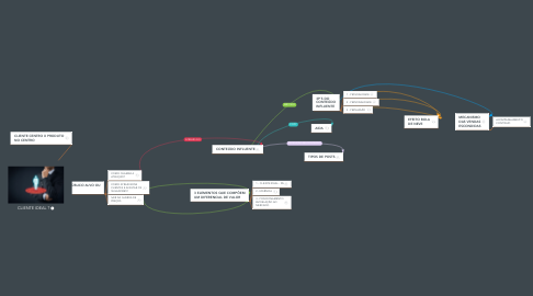 Mind Map: CLIENTE IDEAL ?