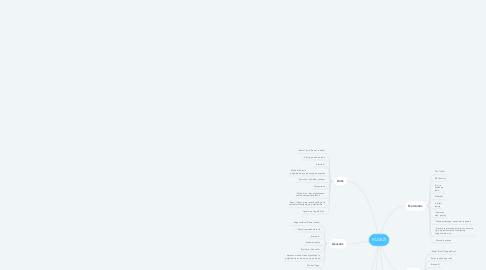 Mind Map: PADEŽI