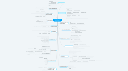 Mind Map: SISTEMA FINANCIERO COLOMBIANO