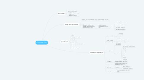 Mind Map: Manajemen Risiko