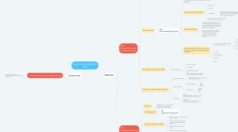 Mind Map: RANDSTAD SOURCERIGHT (RSR)