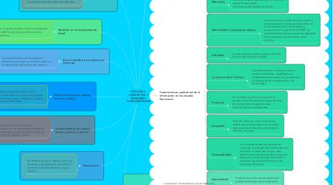 Mind Map: SECCIÓN 2 CONCEPTOS Y PRINCIPIOS FUNDAMENTALES