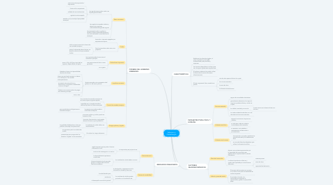 Mind Map: Sistemas Financieros