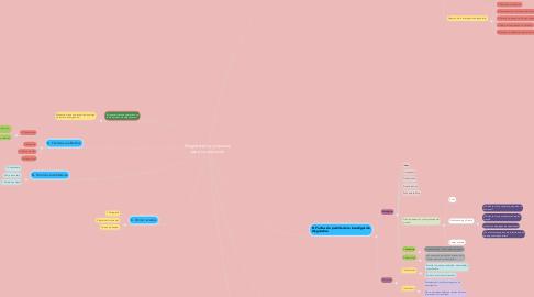 Mind Map: Diagnósticos y procesos para su ejecución