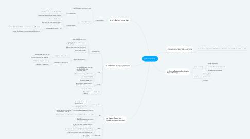 Mind Map: รูปแบบธุรกิจ 1