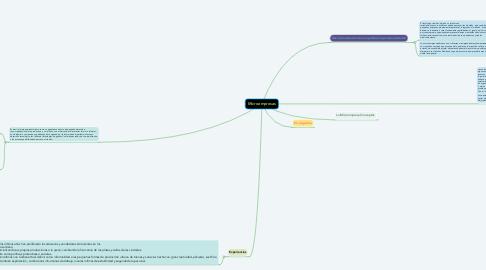 Mind Map: Microempresas